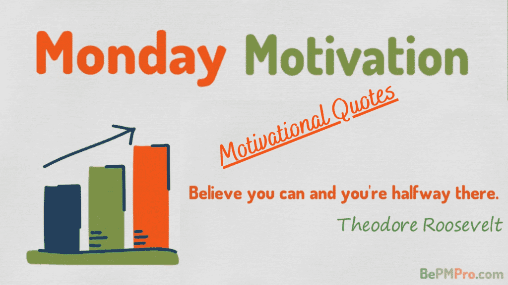 Believe you can and you're half way there - Motivational Quotes – Motivational Quotes1
