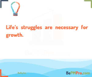 Life's struggles are necessary for growth. Auliq Ice – QoTjjhHe8FjuPGp2p2NU